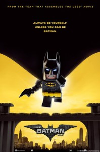 Friday Movies in the Park - The LEGO Batman Movie @ Phoenix Park Bandshell - Delavan