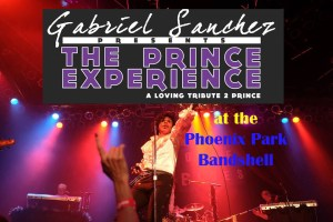 Gabriel Sanchez Presents The Prince Experience