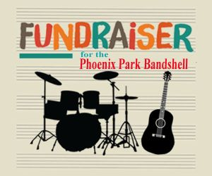 FUNdraiser for the Bandshell at the Whiskey Ranch!