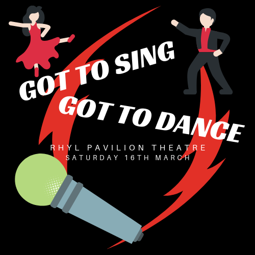 Got To Sing, Got TO Dance – Rehearsals