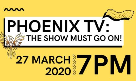 Phoenix TV: The Show Must Go On! LIVE