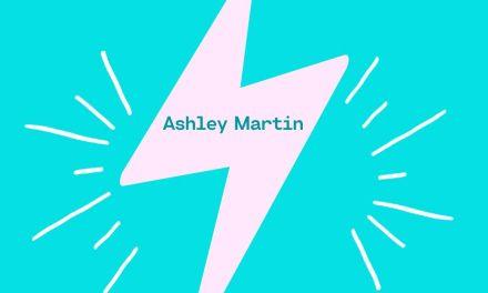 Secret Mission: Ashley Martin