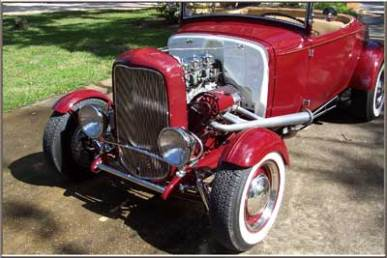 "Mike Murray St. Cloud, FL 1930 Ford Roadster 350 / 290 HP Engine PT350HD Phoenix Transmission 2000 stall ""Torque Max®"" converter"