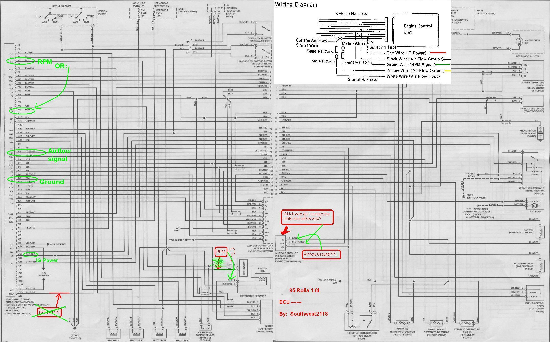 Amazing Apexi Safc Wiring Diagram Sr20de For Pictures Inspiration ...