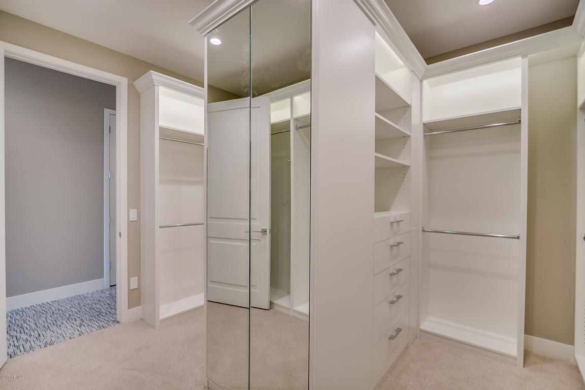 Biltmore Master Closet