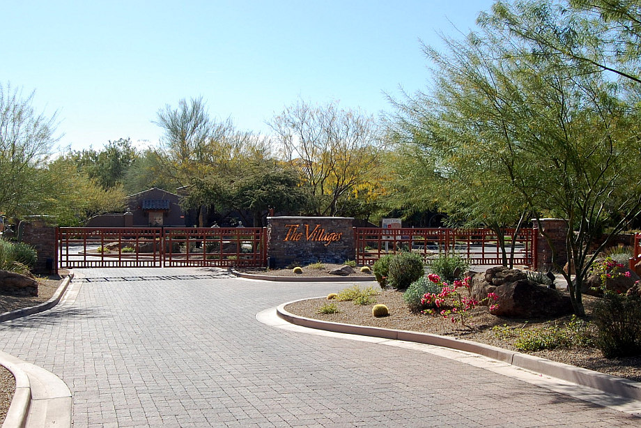 The Villages At Aviano Phoenix Urban Spaces