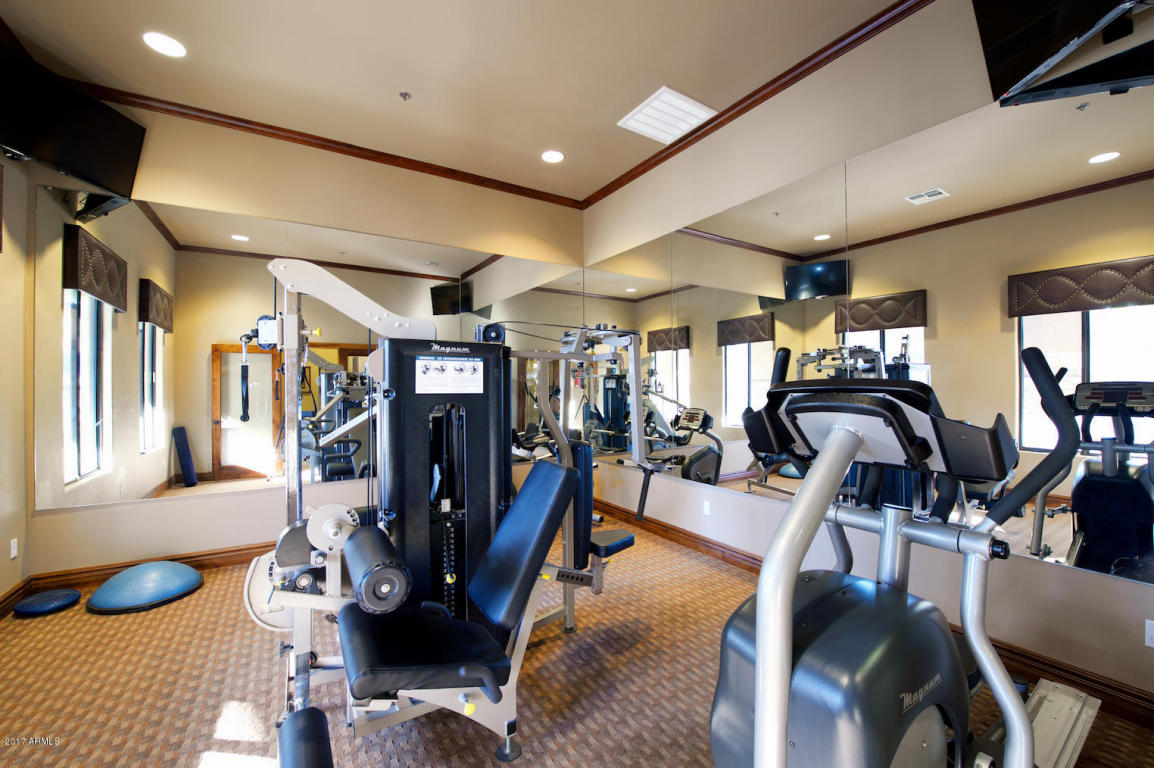 Vantage Exercise Room