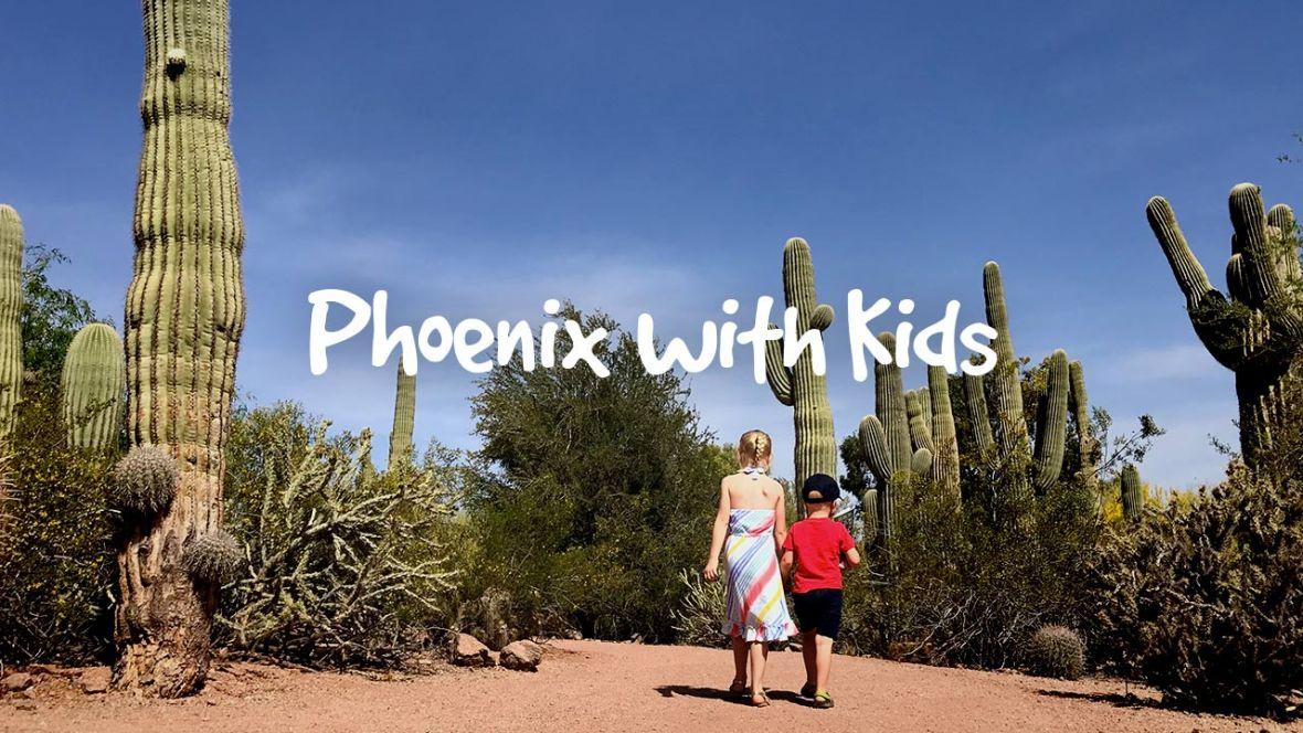 Phoenix With Kids