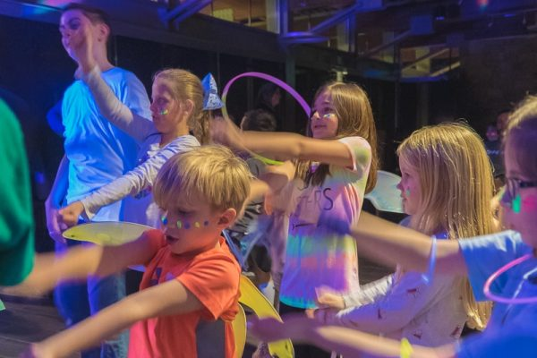 43Pinnacle Creative Arts Youth Theatre Peter Pan Jr. Cast.