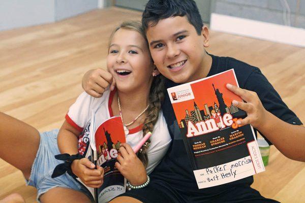 Annie Jr. Circle Read Phoenix Youth Theatre Scottsdale 11