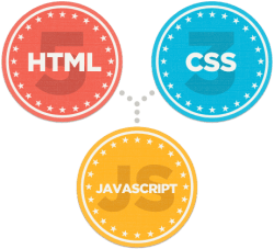 Together, HTML, CSS and JavaScript are the basis for the ...