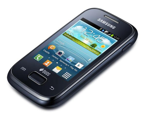 Samsung Galaxy Y Plus S5303 Full Phone Specifications