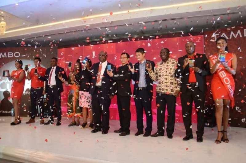 Tambo Launch in Nigeria