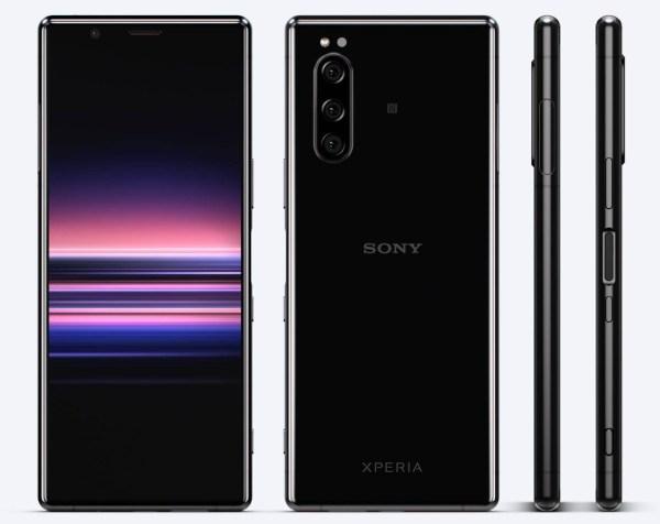 Sony Xperia 5 shrinks the 21:9 display, keeps the ...