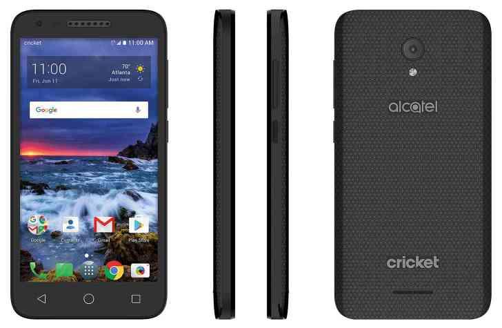 Alcatel Verso official Cricket Wireless