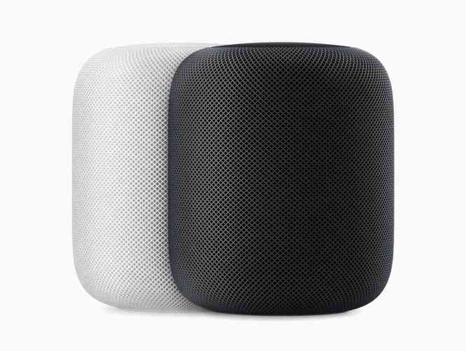 Apple HomePod colors