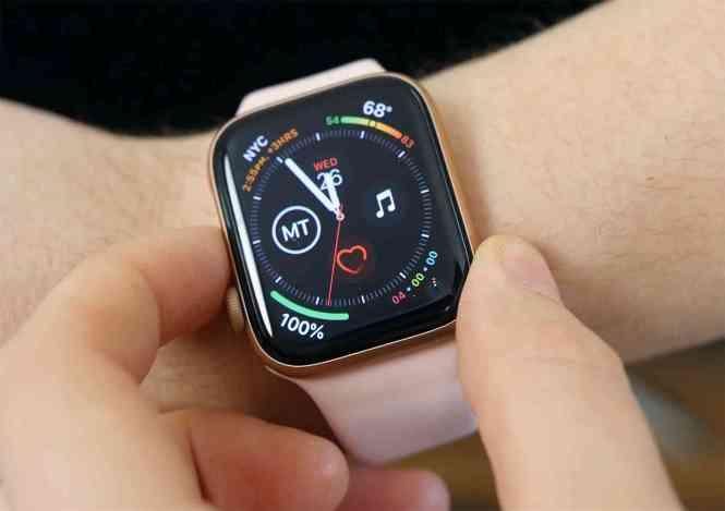 Apple Watch Series 4 hands-on