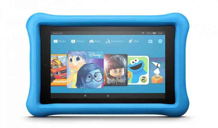 Amazon Fire 7 Kids Edition new 2016 model
