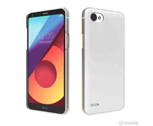 LG Q6 image leak