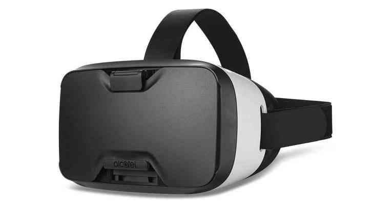 Alcatel UNI360 VR goggles