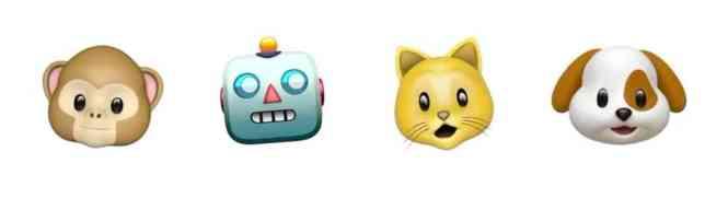 iOS 11 Animoji animated emoji leak