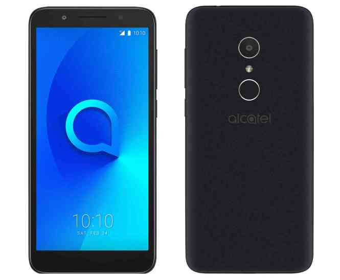 Alcatel 1X official MWC