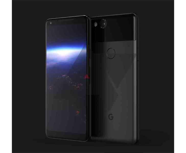 Google Pixel XL 2 image leak