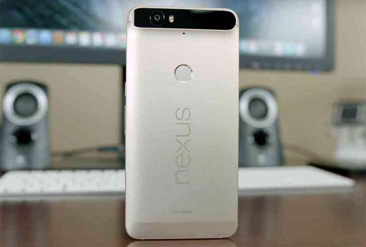 Nexus 6P Matte Gold hands-on review