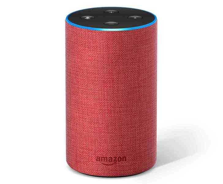 Amazon Echo PRODUCT(RED) official