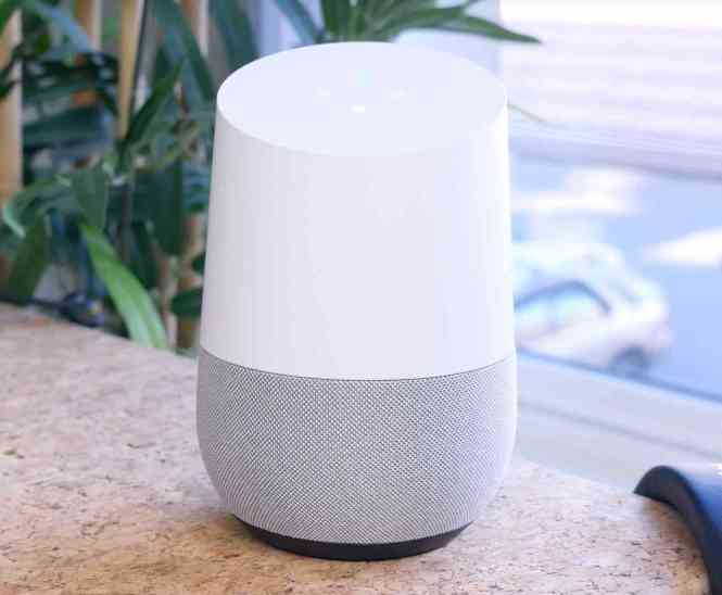 Google Home hands-on video review