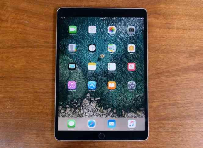 iPad Pro 10.5 hands-on video