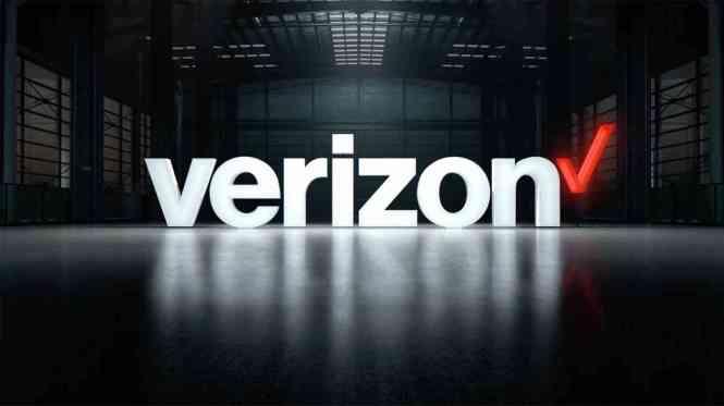 Verizon new logo lights