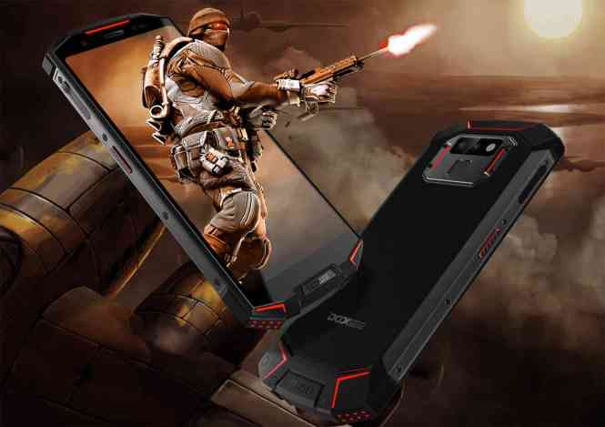 Doogee S70 gaming phone