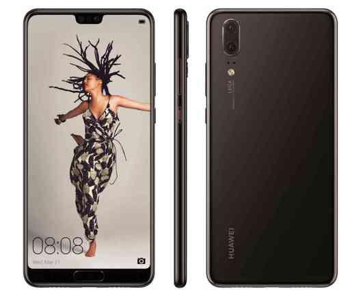 Huawei P20 image leak