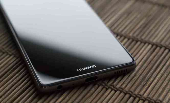 Huawei logo P9 hands-on