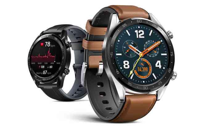 Huawei Watch GT smartwatch official