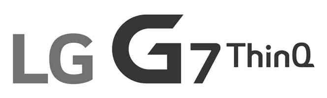 LG G7 ThinQ official logo