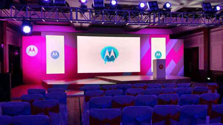 Motorola event