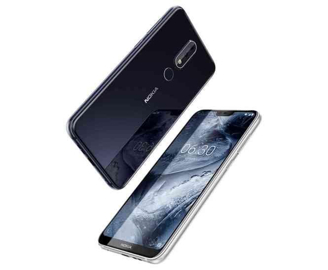 Nokia X6 official