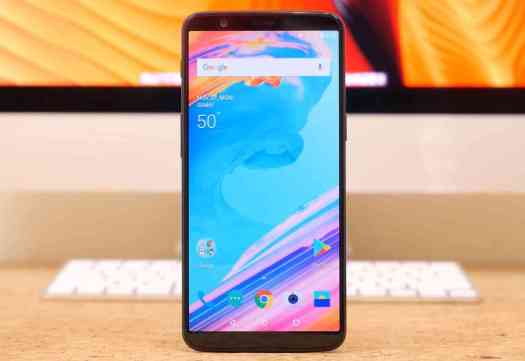 OnePlus 5T hands-on video