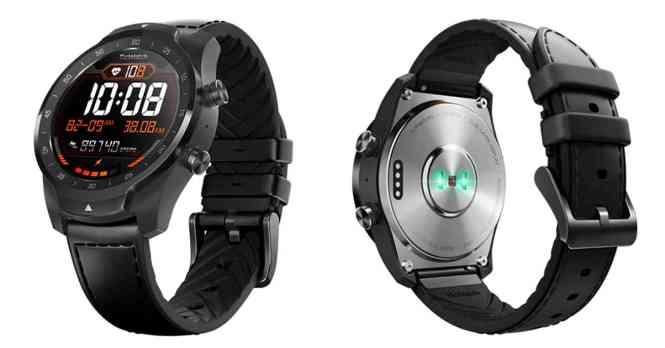 TicWatch Pro Wear OS smartwatch official