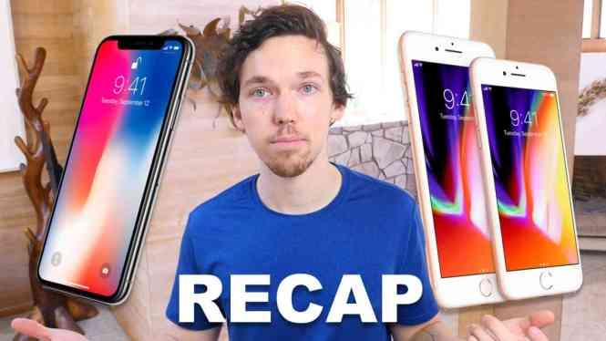 Apple iPhone X Event Recap! - PhoneDog