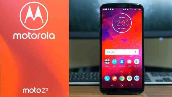 Unboxing the Verizon-Exclusive, 5G-Ready Motorola Moto Z3 - PhoneDog