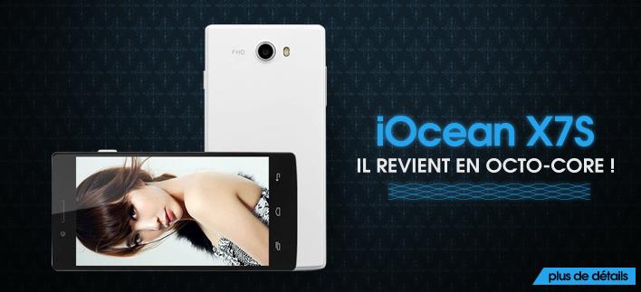 [Test] iOcean X7S