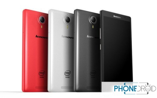 Lenovo K80: 4G RAM and 4000mAh large battery!