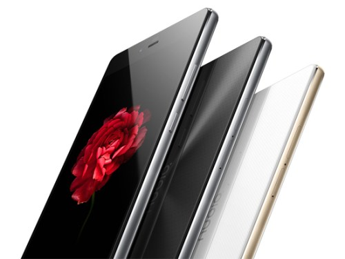 Nubia Z9 images exposed for your first look!