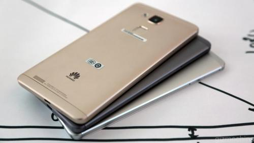Huawei Mate 7: The best selling high-end flagship smartphone, over 4 million!