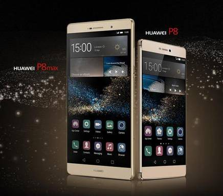 Huawei P8 Max: 6.8-inch monster + 4360mAh battery!