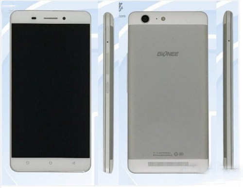 Gionee M5: Leaked with two batteries, 6000mAh!
