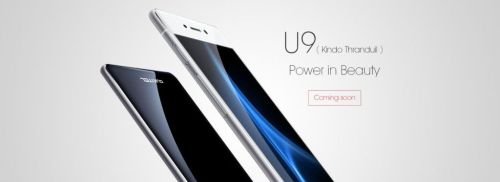 Oukitel U9 : Ecran JDI 2.5D, 3 Go de RAM